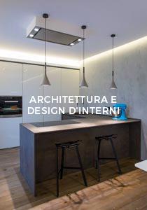 ARCHITETTURA E DESIGN D'INTERNI